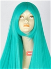 Green Wig (Long,Straight,HS15)