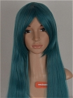 Green Wig (Long,Straight,HS15 Mina)