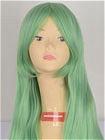 Green Wig (Long,Straight,Sanae)