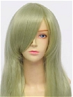 Green Wig (Long, Weavy, Lolita)