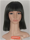 Green Wig (Medium,Straight,Haku)