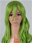 Green Wig (Medium,Wavy,Lilica)