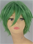 Green Wig (Short,Spike,Lampow)