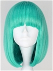 Green Wig (Short, Straight,Mikuzukin,CF28)
