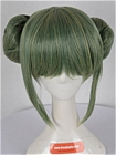 Green Wig (Short, Styled, L02)