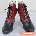 Grell Shoes (B073) Da Black Butler