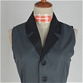 Grell Vest (Grey) from Kuroshitsuji