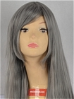 Grey Wig (Long,Straight,Hikari,CF08)