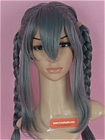 Grey Wig (Medium,Straight,Peko)