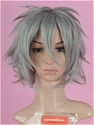 Grey Wig (Short,Spike,HS10)