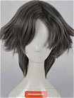 Grey Wig (Short, Straight, Edgeworth)
