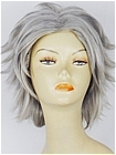Grey Wig (Short,Spike,Nanami)