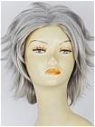 Grey Wig (Short,Spike,Nanami)
