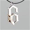 Grimmjow Necklace Desde Bleach
