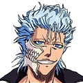 Grimmjow Wig from Bleach