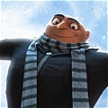 Gru Cosplay von Despicable Me