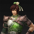 Guan Suo Cosplay from Dynasty Warriors