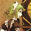 Gumi Cosplay (Bad End Night) von Vocaloid