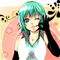 Gumi Cosplay (Happy Synthesizer) Da Vocaloid