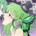 Gumi Cosplay (Magnet) from Vocaloid