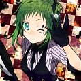 Gumi Cosplay (Poker Face) Desde Vocaloid