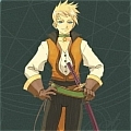 Guy Cecil Cosplay Costume from Tales of the Abyss