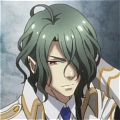 Hades Wig from Kamigami no Asobi