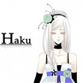 Haku Cosplay (Camellia) from Vocaloid