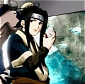 Haku Cosplay Costume from Naruto