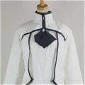Hakuren Cosplay (Top, White) from 07 Ghost