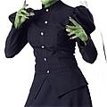 Evil Costume (Green Evil)