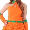 Halloween Costume (Pumkin Girl)
