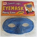 Halloween Mask (Blue)