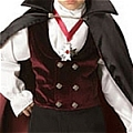 Halloween Vampire Costume (Kids,John)