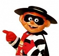 Hamburglar Cosplay from McDonaldland