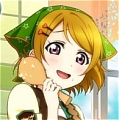 Hanayo Cosplay (2nd) from Love Live!