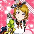 Hanayo Cosplay (SR Maid) from Love Live