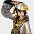 Hanbei Cosplay from Samurai Warriors