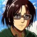 Hanji Wig von Attack on Titan