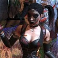 Harley Quinn Cosplay (Revenge) from Batman Arkham City