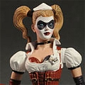 Harley Quinn Cosplay from Batman Arkham Asylum