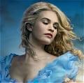 Ella Wig from Cinderella 2015 film