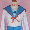 Haruhi Cosplay (School Uniform,Stock) from The Melancholy of Haruhi Suzumiya