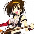 Haruhi Cosplay from The Extravaganza of Haruhi Suzumiya