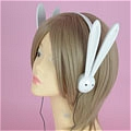 Haruhi Headphone (Rabbit) from The Melancholy of Haruhi Suzumiya
