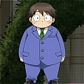 Haruyuki Cosplay (coat and pants) from Accel World