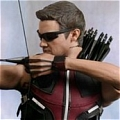 Hawkeye Cosplay from The Avengers