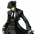 Hazama Cosplay (Coat and Hat) from BlazBlue