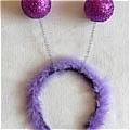Headwear (Purple)