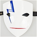 Hei Mask von Darker than Black